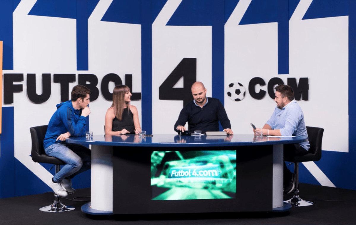 Entrevista canal cuatro